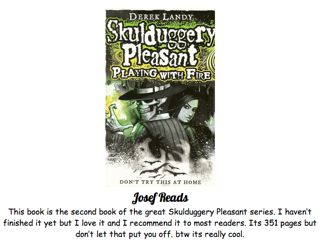 skullduggery pleasant essay [in the following essay at the outset, i must confess to some unintentional skullduggery when going to vietnam in the.