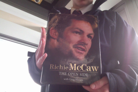 richie mccaw essay Bible and culture spotlighting student work 2 i mentioned that i'd be showcasing some fabulous student essays from our theology 101 bible and popular culture.
